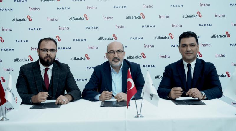 Albaraka Türk'ün Dijital Bankacılık Hizmeti İnsha,Yatırım Aldı