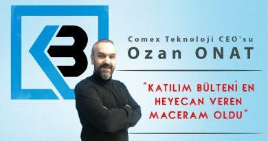 """Ozan Onat: """"Katılım Bülteni En Heyecan Veren Maceram Oldu!"""""""