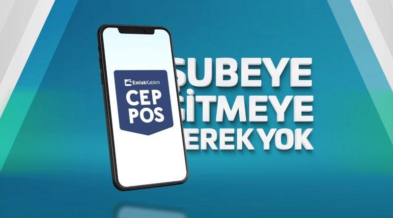 Emlak Katılım CepPos'la İşletmenize Kolaylık!