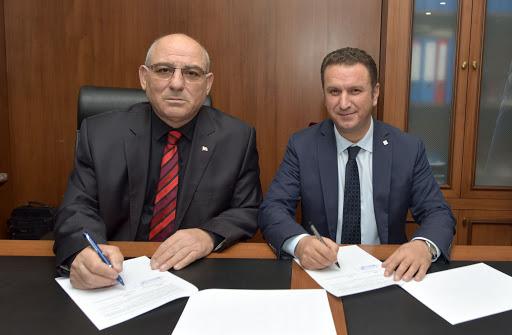 TESOB ile Vakıf Katılım Arasında Potokol İmzalandı