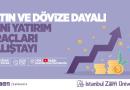 """İstanbul Sabahattin Zaim Üniversitesi – """"Altın ve Dövize Dayalı Yeni Yatırım Araçları Çalıştayı"""""""
