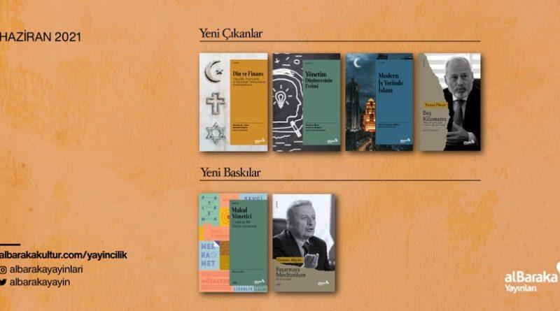 Albaraka Yayınları Yeni Kitaplarını Raflarına Yerleştirdi