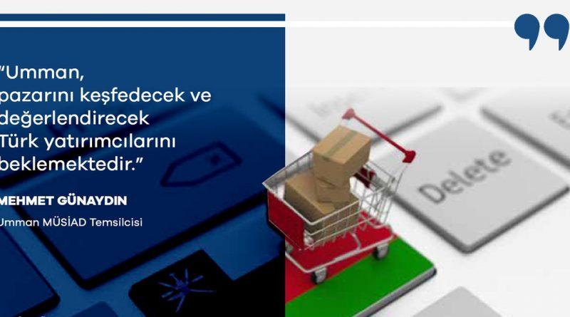 Umman, Pazarını Keşfedecek Türk Yatırımcılarını Bekliyor